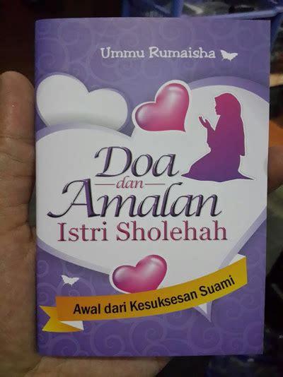 Buku Saku Shalat Lebih Baik Daripada Tidur Pustaka Ibnu Umar buku saku doa dan amalan istri sholihah toko muslim title