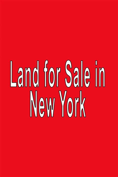 houses to buy in new york buy land in new york