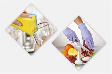 Kitchen Hygiene Items Papstar Household Kitchen Helpers