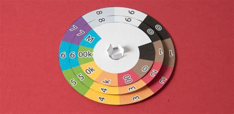 resistor colour wheel pdf resistor colour wheel un outil pas cher pour calculer la valeur des r 233 sistances semageek