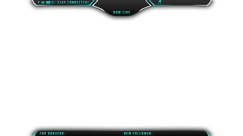 html layout overlay twitch overlay template