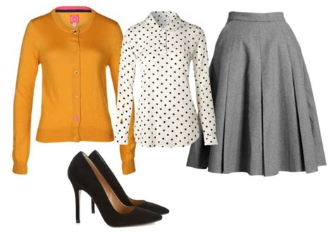what to wear to a work what to wear to work 5 ways to wear a yellow cardigan