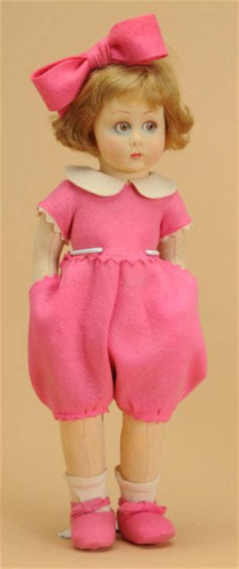 lenci doll values cloth doll lenci brown closed light