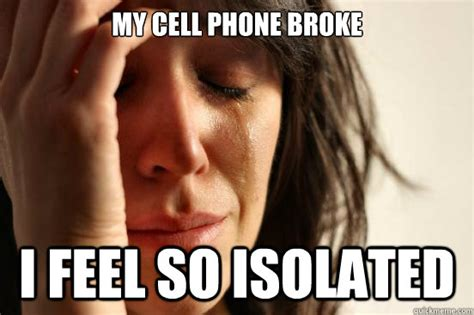 Mobile Phone Meme - broken phone memes image memes at relatably com