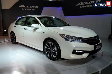 honda accord india price honda accord hybrid launched in india at rs 37 lakh ex