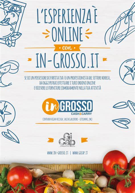 ingrosso alimentare on line arriva la spesa on line per i clienti di ingrosso
