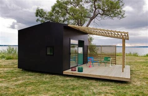 portable homes eco chunk