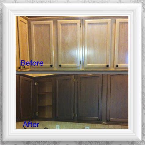 gel paint for cabinets diy kitchen cabinet makeover primer metallic bronze