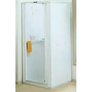 mustee durastall shower stall 68 tub shower