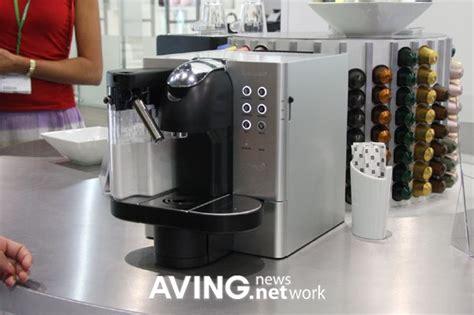 Nespresso to announce its coffee machine 'Lattissima Premium'