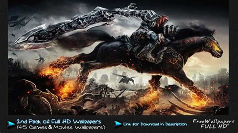 Full Hd Wallpaper Pack Free Download | 2nd pack of 45 games and movies full hd wallpapers