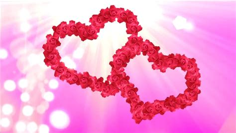 animated hearts stock footage video shutterstock