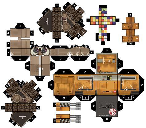 Wall E Papercraft - wall e papercraft wall e papercraft walls