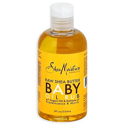 Organic Shea Butter Baby sheamoisture shea butter baby 8 ounces