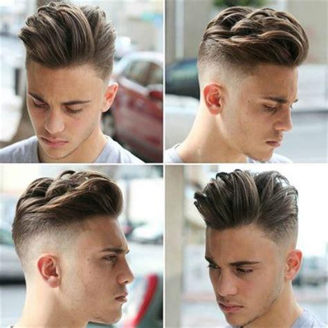 tendenze moda fashion tagli capelli uomo capelli