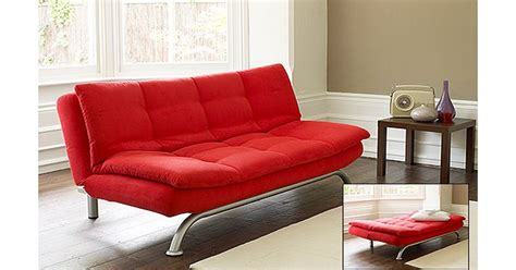 red sofa bed actona novara sofa bed red review compare prices buy online