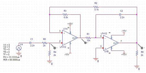 op integrator circuit pspice op how this circuit works electrical engineering stack exchange