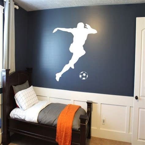 Football Room Decor by Best 25 Boys Football Bedroom Ideas On Football Bedroom Boys Football Room And