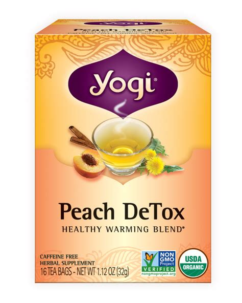 Detox Tea Cold by Detox Yogi Tea