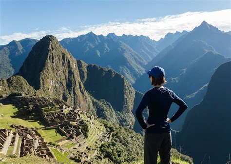 packing list  trek machu picchu  year