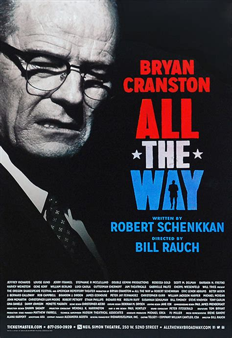the way of all theatre review quot all the way quot at the neil simon theatre new york ny saturday may 3rd 2014