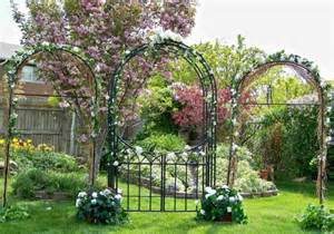 Garden Arbor Arch Garden Arches And Arbors With Bench 2017 2018 Best