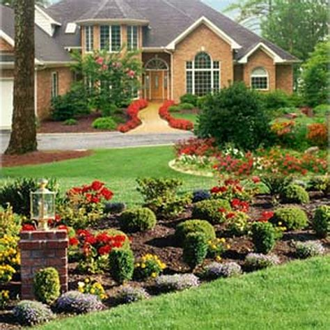 size of exterior flawless landscaping ideas for front