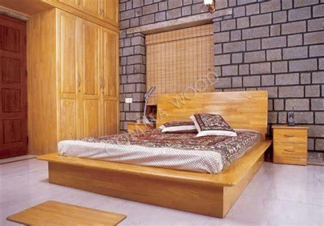 rubber wood bedroom furniture rubber wood furniture kerala