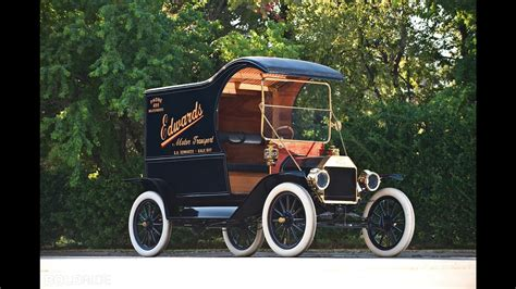 ford model ford model t c cab delivery car