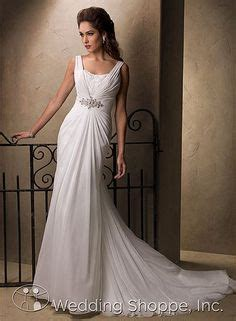 Channel Alma V 1000 ideas about goddess wedding dresses on