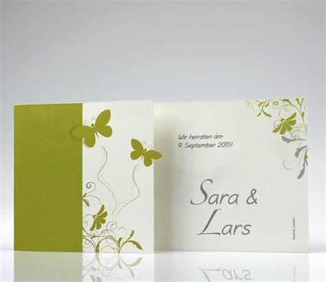 Einladungskarten Hochzeit Schmetterling by Einladungskarte Pr8722148 Schmetterlinge Z B Gr 252 Ne