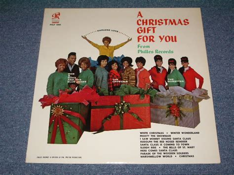 va crystals ronettes darlen love more a christmas