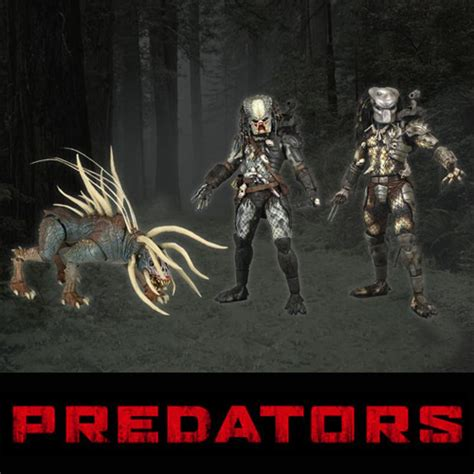 A Predator On Our Streets neca traders 150 19880 langley