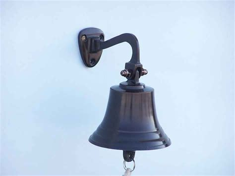 buy bronze hanging ship s bell 6 inch wholesale sealife