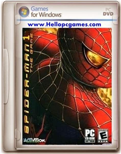 spiderman 1 full version game free download pc spiderman 1 game free download full version for pc