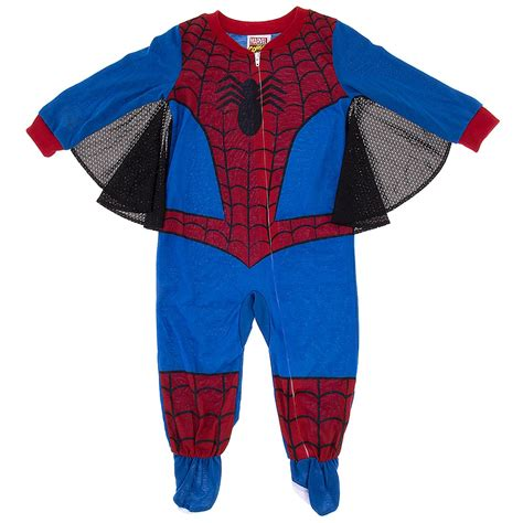 Sleeper Pajamas by Pajamas For Boys Spidey Sleepwear In Stock
