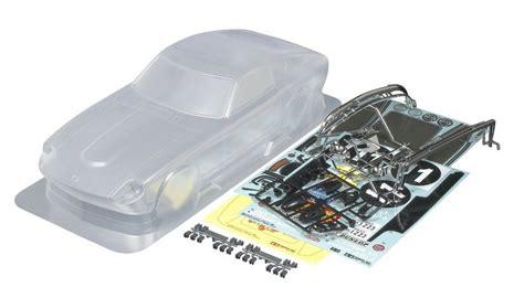 Flash Sale Tamiya Tridagger Xx Clear Set Item 15447 tamiya 51407 1 10 rc on road car nissan datsun 240z safari rally parts set ebay