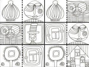 libro hundertwasser colouring book colouring hundertwasser coloring book google search 2nd grade f 228 rben malb 252 cher und zitate