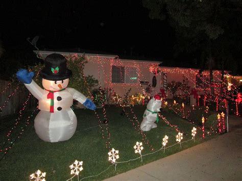pasadena ca upper hastings ranch holiday light up 2013