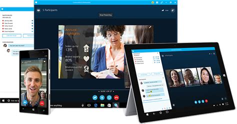 skype for mobile devices skype for business apps across all your devices