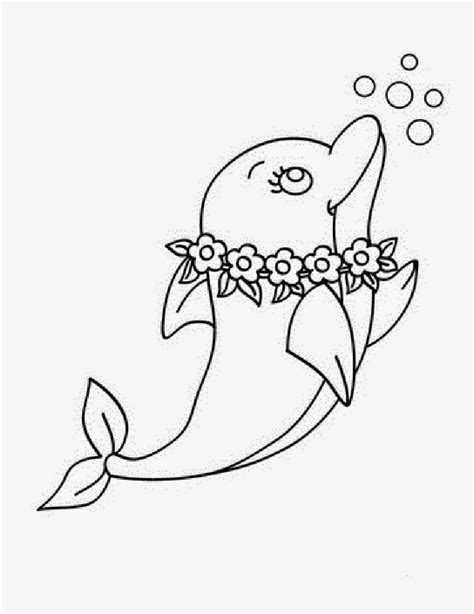 coloring pages dolphins jumping cute dolphin jump colour drawing hd wallpaper patterns