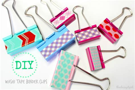 diy school supplies easy inexpensive