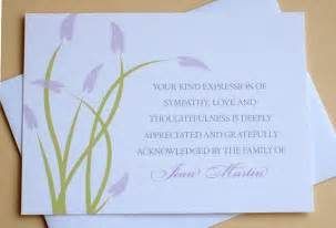 free sympathy thank you cards for flowers anouk invitations