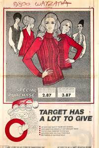 christmas gift advertisement vintage target ads reveal gift trends throughout the decades daily mail