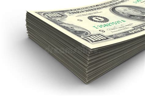 Stack Of $100 Bills Stock Image - Image: 3649231 $100 Bill Stack