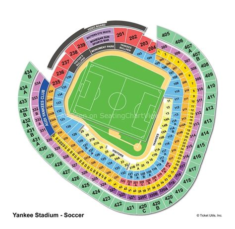 yankee stadium seating chart view section yankees stadium seating chart yankee stadium tickets