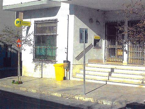ufficio turismo lecce quot l ufficio postale di alezio non 232 a misura di disabili
