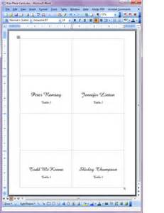 place card template word 6 per sheet printable place cards printable table place cards