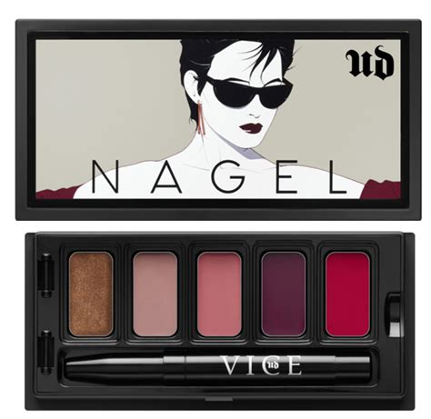 Nagel Palette by Decay Nagel Vice Lipstick Palette Beautyalmanac