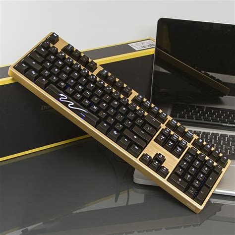 Keyboard Ducky Shine 3 ducky shine 3 gold edition with ducky wrist rest